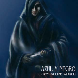 Resultado de imagen de azul y negro Crystalline World